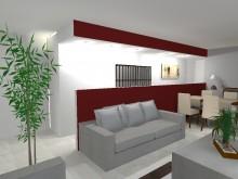 Transformation d'un séjour moderne