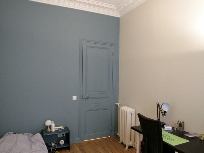 Troisième chambre de l'appartement