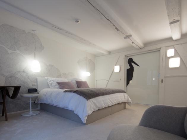 Une chambre en Alsace