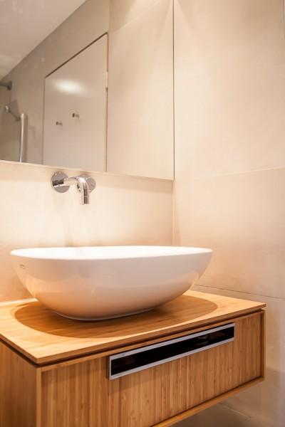 Robinetterie Salle De Bain Murale : Vasque de salle de bain