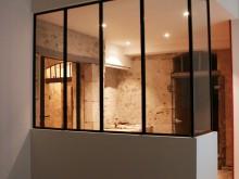 Restructuration duplex - Atelier O'Carré