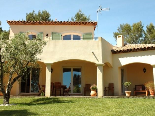 Maison typique provençale