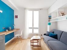 Rénovation studio  - Marion Alberge