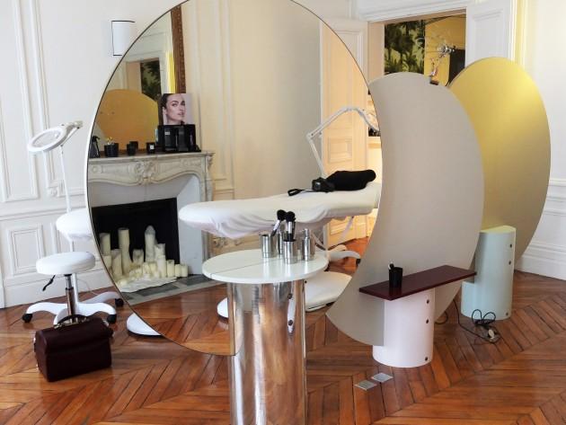 Décoration institut de beauté - Marion Alberge
