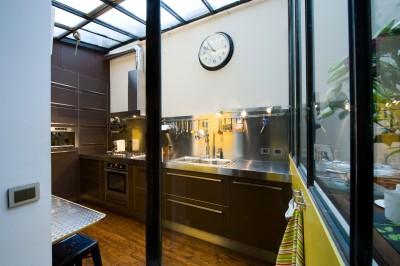 cuisine design industriel : Idéesmaison.com