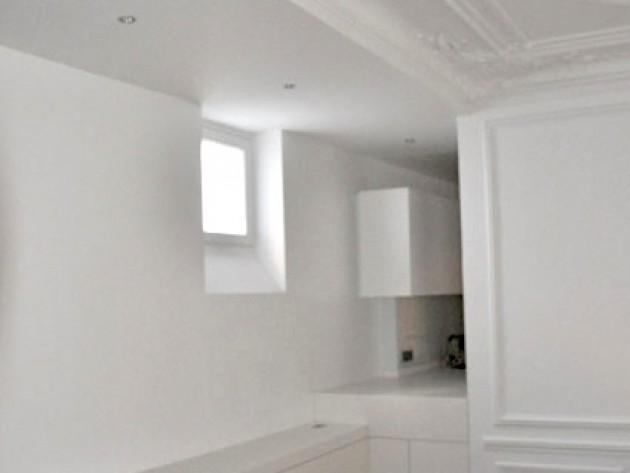 restructuration appartement agence tnt architecture des per es visuelles id. Black Bedroom Furniture Sets. Home Design Ideas