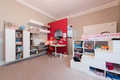 grande chambre enfant