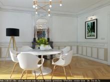projet architecte d'intérieur Paris 18