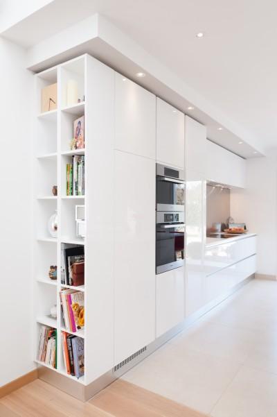 plan de travail escamotable pour cuisine 7 rangement lineaire toute hauteur thumb 4887 400 0jpg - Plan De Travail Escamotable Pour Cuisine