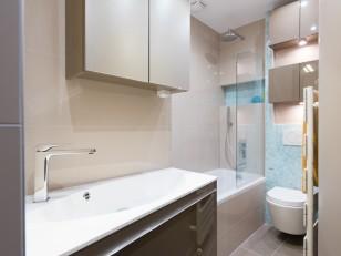 Sk concept la cuisine dans le bain id for Amenagement salle de bain gain de place