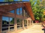 Témoignage, maison en bois