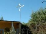 Petite éolienne