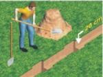 Réaliser une clôture maçonnée : les fondations