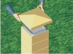 Réaliser une clôture maçonnée : muret et piliers