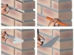 Elever un mur en briques