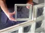 Construire une paroi en briques de verre