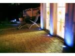 Lumière sur l'éclairage extérieur par fibre optique