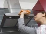 Le nettoyage d'une hotte de cuisine