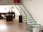 L'éclairage de l'escalier