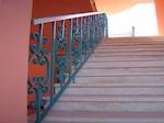 Le coffrage d'escalier