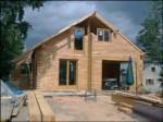 Le parpaing bois, une maison en un mois !