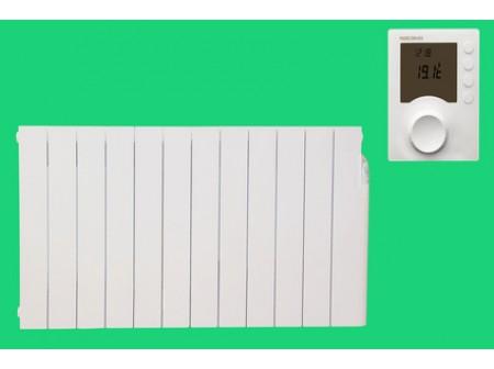 Puissance, installation et dépannage du radiateur à inertie