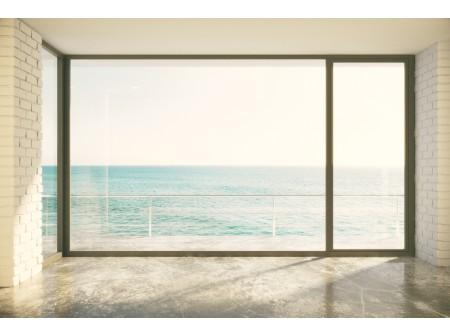 Prix d'une baie vitrée - Guide prix fenêtres : Idéesmaison.com