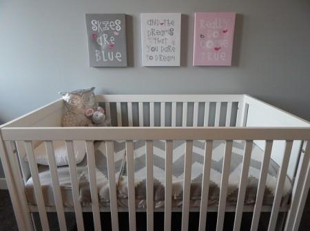 Déco : Bien préparer la chambre de bébé