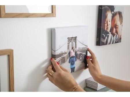 Les toiles photo personnalisées : la nouvelle tendance déco !
