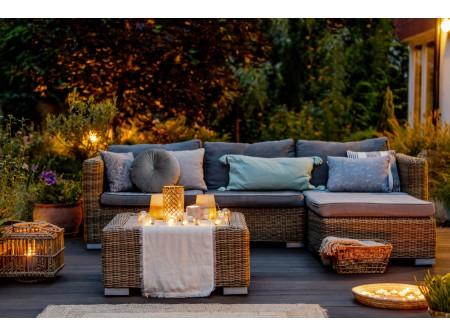 Salon de jardin : une véritable pièce à vivre en extérieur