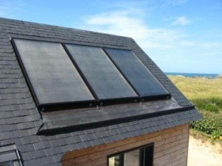 panneau solaire solaire et photovolta que id. Black Bedroom Furniture Sets. Home Design Ideas