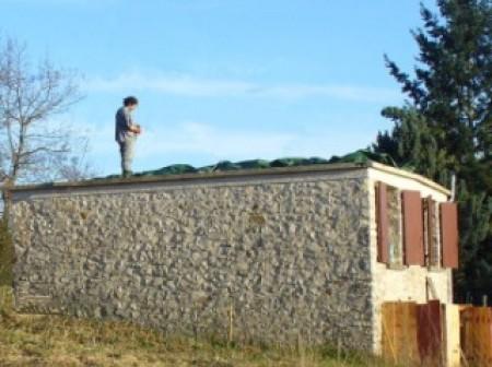 Rénovation écolo dans le Périgord