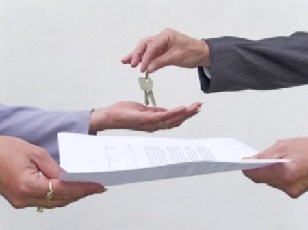 Problème et litige entre propriétaire et locataire
