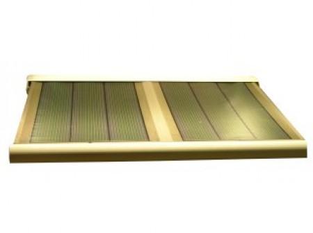 Toile de store photovoltaïque