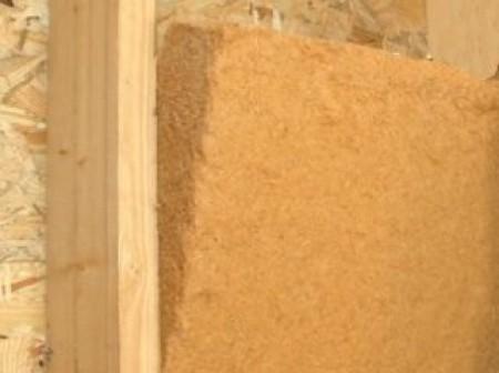 Isolants en fibres de bois