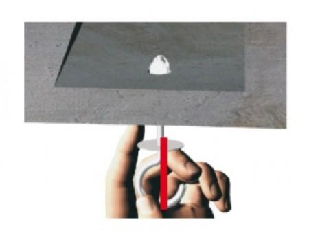Fixations légères pour matériaux creux