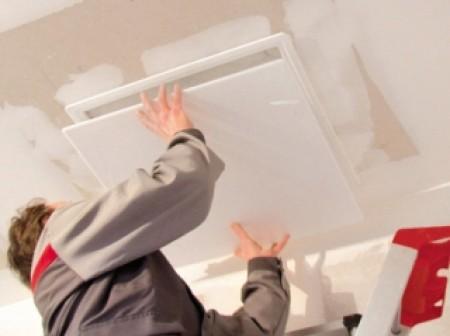Trappe de plafond