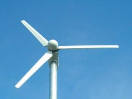 Le montage d'une éolienne