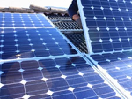 Vente d'électricité photovoltaïque à EDF en 2010