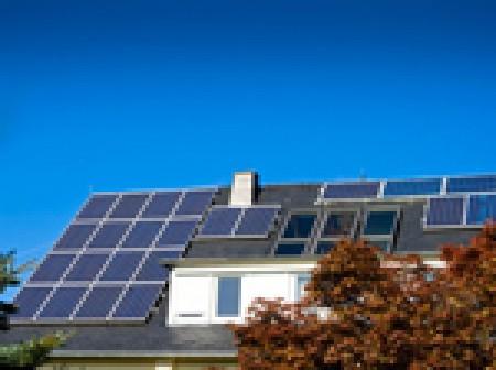 Installation photovoltaïque autonome