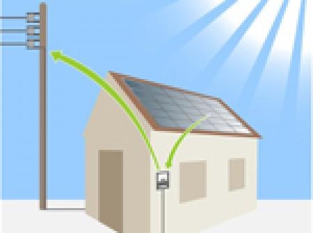 Installation photovoltaïque en vente totale