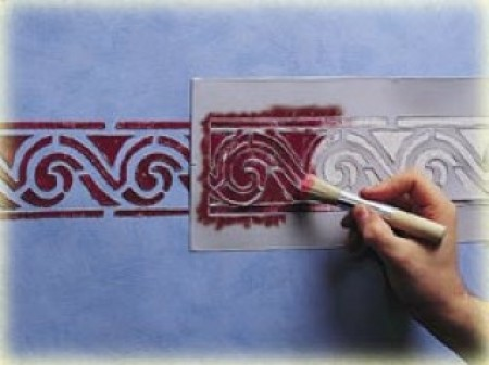 Techniques Pour Peintures à Effets Fiches Brico