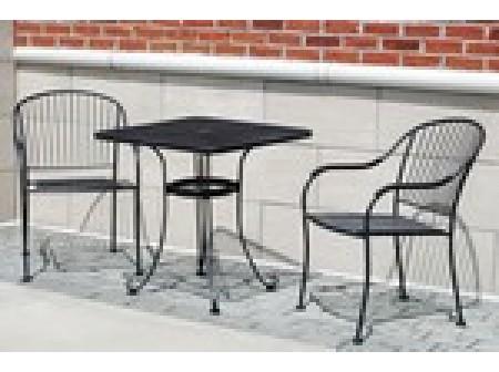 les meubles en fer forg objets design am nagement. Black Bedroom Furniture Sets. Home Design Ideas