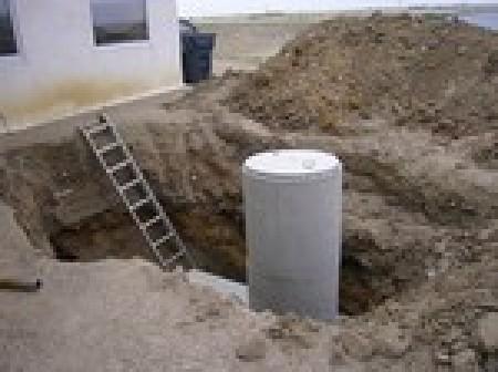 Réglementation pour fosse septique