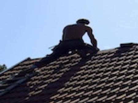 Poser un toit de garage