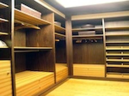 Installation d\'un dressing - Equipements, confort ...