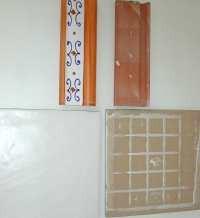 pose de la fa ence murale les murs id. Black Bedroom Furniture Sets. Home Design Ideas