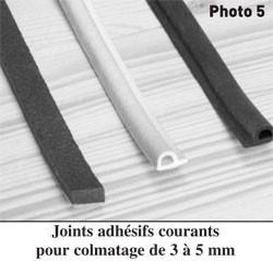 Joints pour colmatage