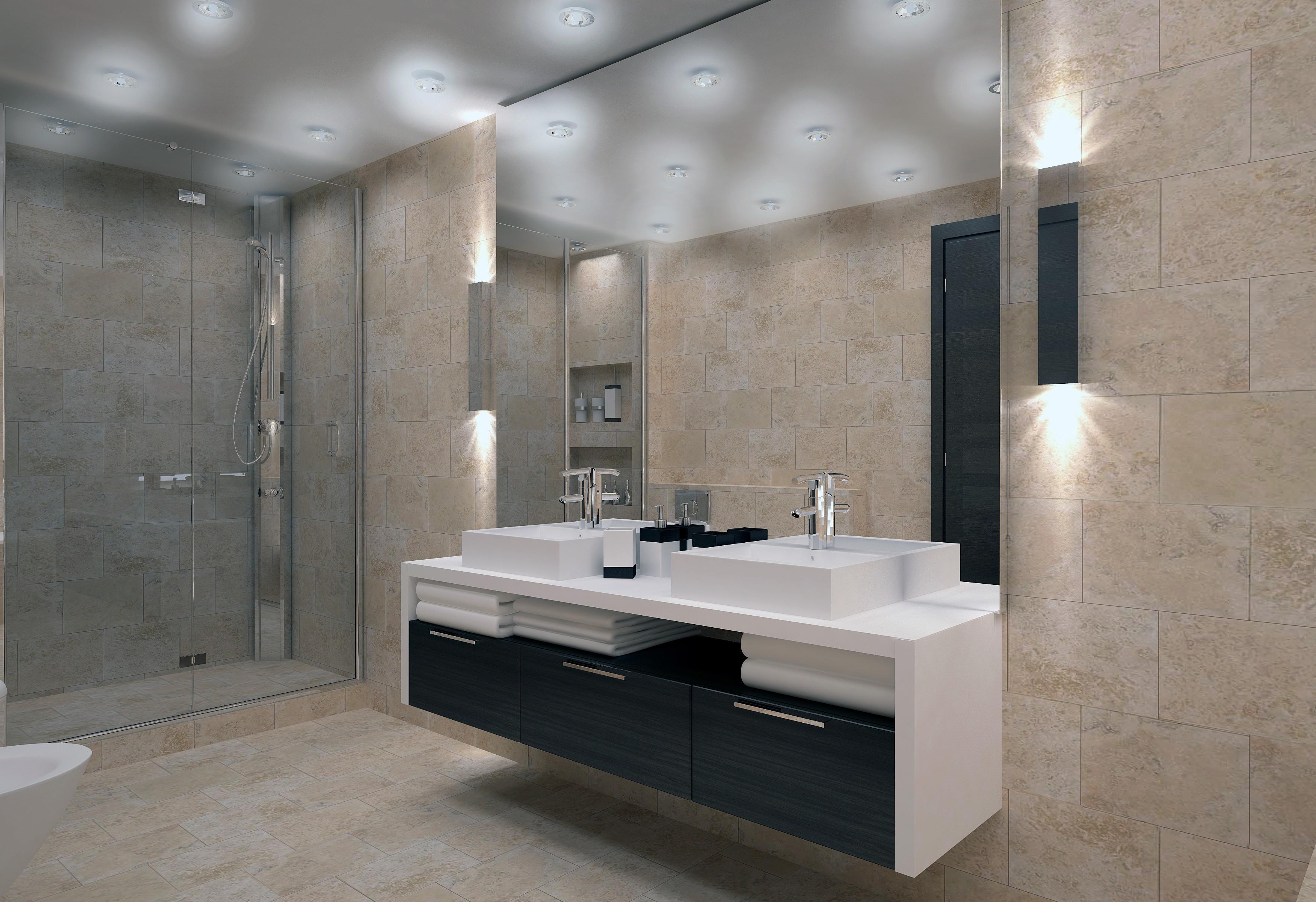 appliques salle de bain