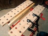 etabli pliant accessoires et am nagements fabriquer du. Black Bedroom Furniture Sets. Home Design Ideas